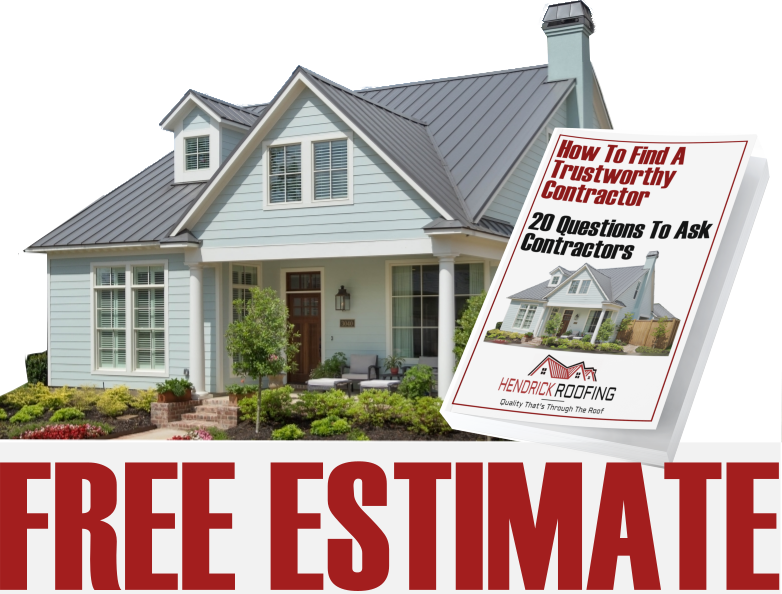 free roof estimate quality roofing tampa bay area hendrick roofing the metal roof experts