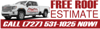 Hendrick roofing free roof estimate Tampa Bay Area Roofing Company Metal Roof Experts